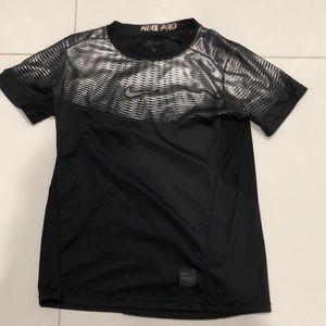 Kids Nike Pro Dri-Fit Shirt